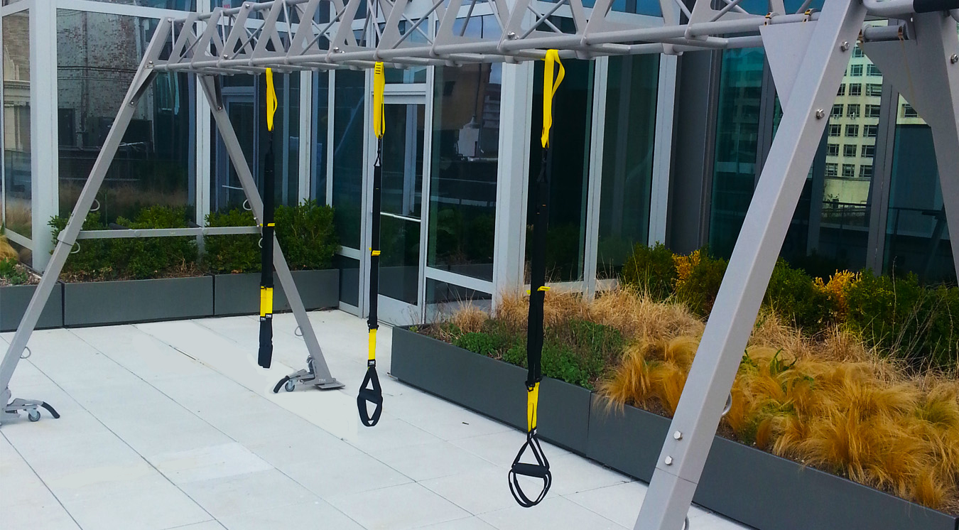 TRX Obstacle Course Training | TRX S Frame Training Brooklyn ...