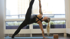 Stretch Classes at Manhattan Athletic Club, Downtown Brooklyn